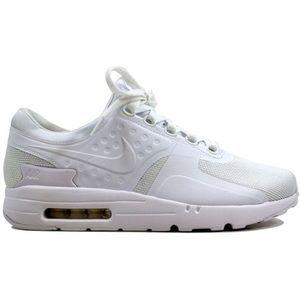 "Nike Air Max Zero Essential ""triple white"""
